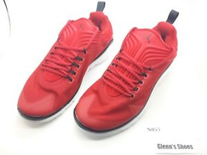 2b41a76598cd 654268-601 NEW Air Jordan Flight Flex Trainer Gym Red Black White Sz ...