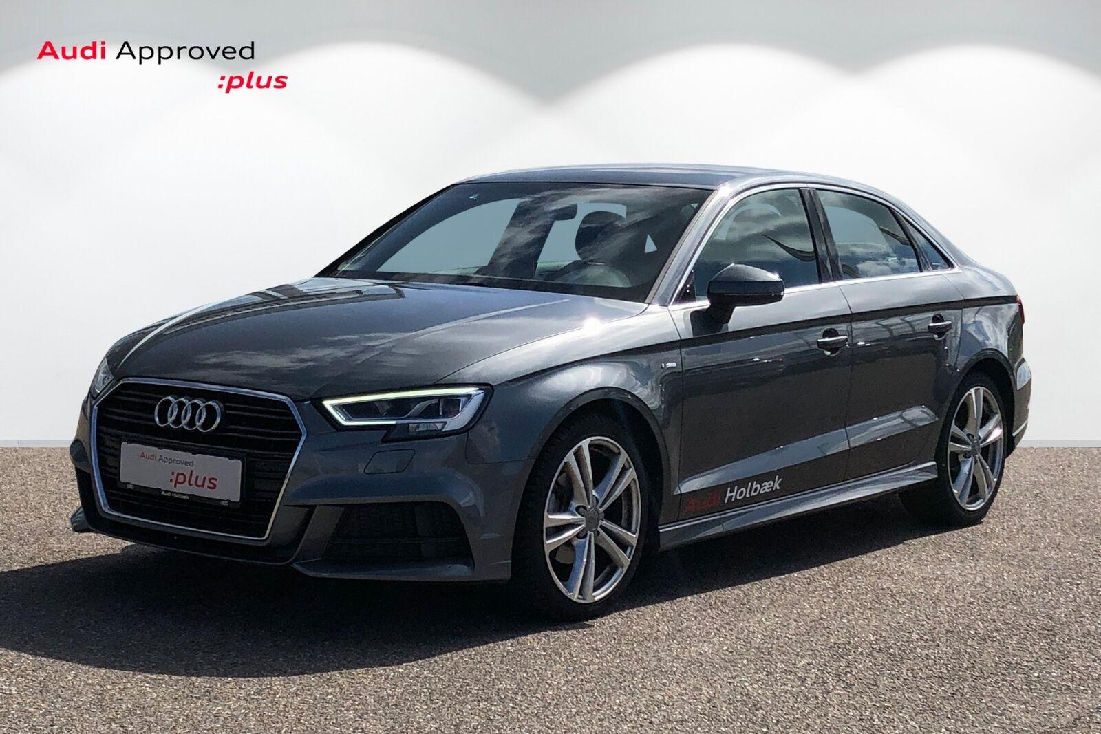 Audi A3 35 TFSi Sport Limited S-tr. 4d - 330.000 kr.