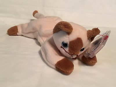 1996 Snip Beanie Baby with PE Pellets