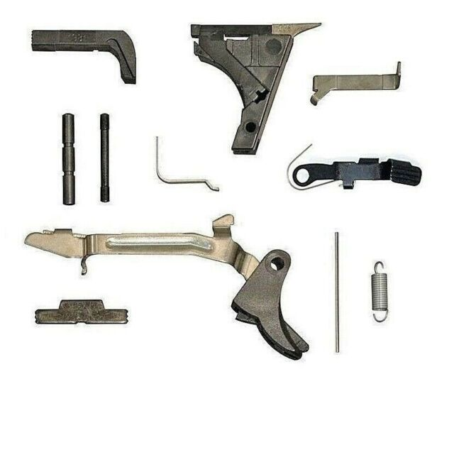 Glock OEM Lower Frame Parts Kits For Glock Gen 1-3 G17 And Polymer 80