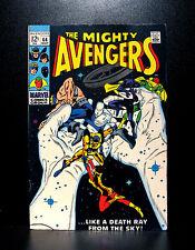 COMICS: Marvel: Avengers #64 (1969), 1st Barney Barton app - RARE (ironman/thor)