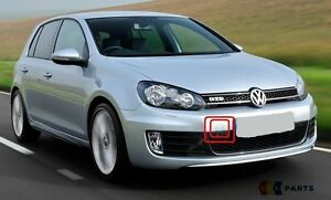 Details about VW GOLF VI GTD GTI 09-13 NEW GENUINE FRONT BUMPER TOW HOOK  COVER CAP 5K0807241A