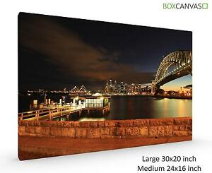Modern Photo Canvas S3  Australia Sydney Opera 1)