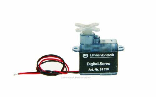 Uhlenbrock 81310-Digital Servo Merce Nuova