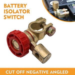 12V/24V Car Truck Boat Battery Isolator Disconnect Cut Off Power Kill Switch Automotive