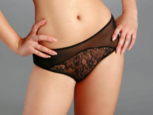 ** Shante New High quality Women Briefs Black color Floral Polyamide 1744-42