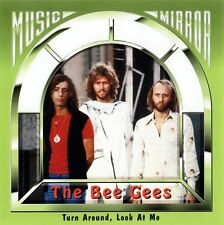 Turn Around, Look At Me by Bee Gees. CD (1993, Music Mirror) Rare & Hard to Find