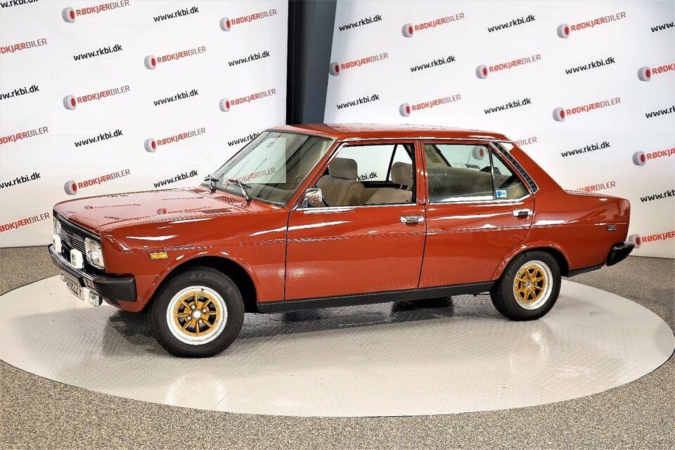 Seat 131 1,5 Turismo Benzin modelår 1977 km 33000 Bordeaux