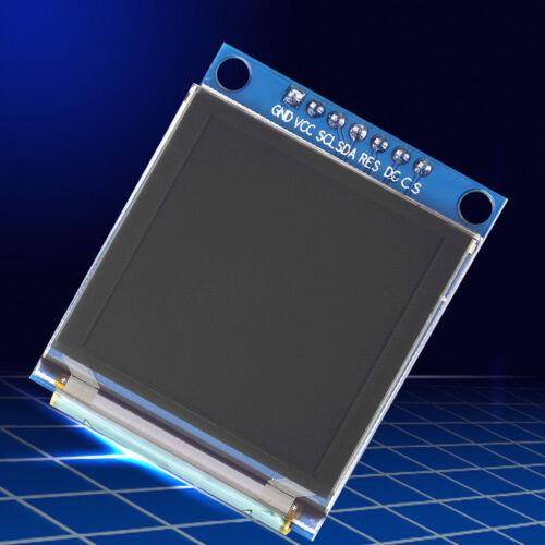 "1.5/"" 128x128 SPI Todo Color SSD1351 pantalla OLED Módulo Para Arduino /& Pi"