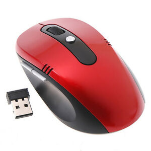 Optical-RF-2-4GHz-2-4G-Wireless-Mouse-Mice-USB-Receiver-for-PC-Laptop-Red-UK