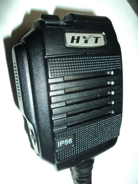 HYT Compatible SM13N5 Remote Speaker Microphone IP56 Water Protection TC780 610P
