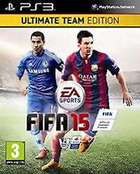 FIFA 15 -- Ultimate Team Edition (Sony PlayStation 3, 2014)