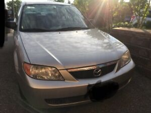 2002 Mazda Protege LX For Sale