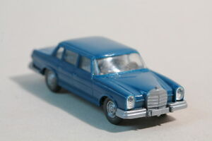 156 Typ 1D Wiking Mercedes 600 1966 - 1970 / azurblau - Berlin, Deutschland - 156 Typ 1D Wiking Mercedes 600 1966 - 1970 / azurblau - Berlin, Deutschland