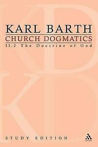 Church-Dogmatics-Vol-2-2-Sections-34-35-The-Doctrine-of-God-Study-Edition-1