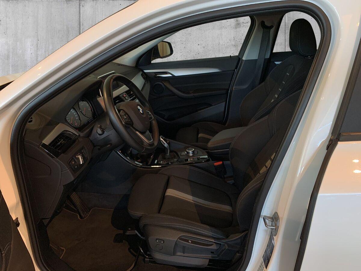 BMW X2 sDrive18d Advantage aut.