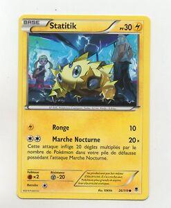 Pokemon-n-26-119-STATITIK-PV30-A5672