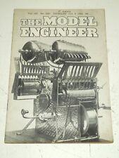 MODEL ENGINEER #2681 VOL 107, OCTOBER 9TH 1952