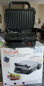 ULTRA COMPACT GRILL TEFAL