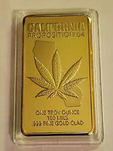 California Proposition 64 Pot Bar 1