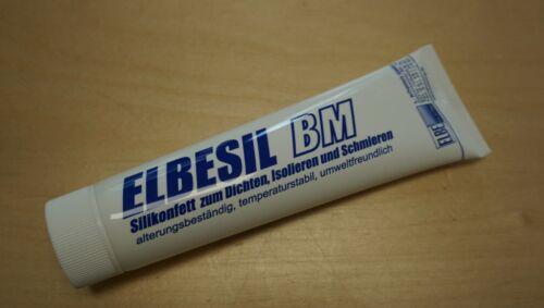 Elbesil BM Silikonfett Silikonpaste für Brühgruppe und Dichtungen 100g Tube