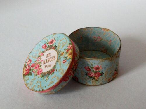 Dolls House Stampato KIT-Shabby Chic Scatole Per Cappelli-GRATIS UK POST