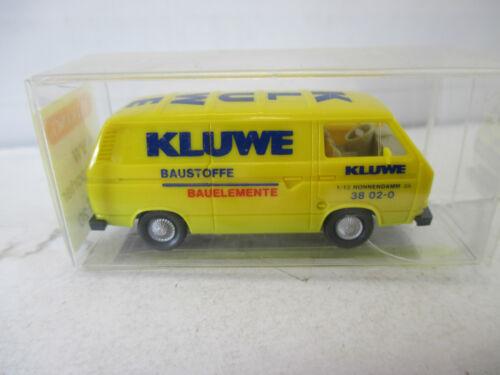 Wiking 1//87 291 20 VW Transporter ws3446