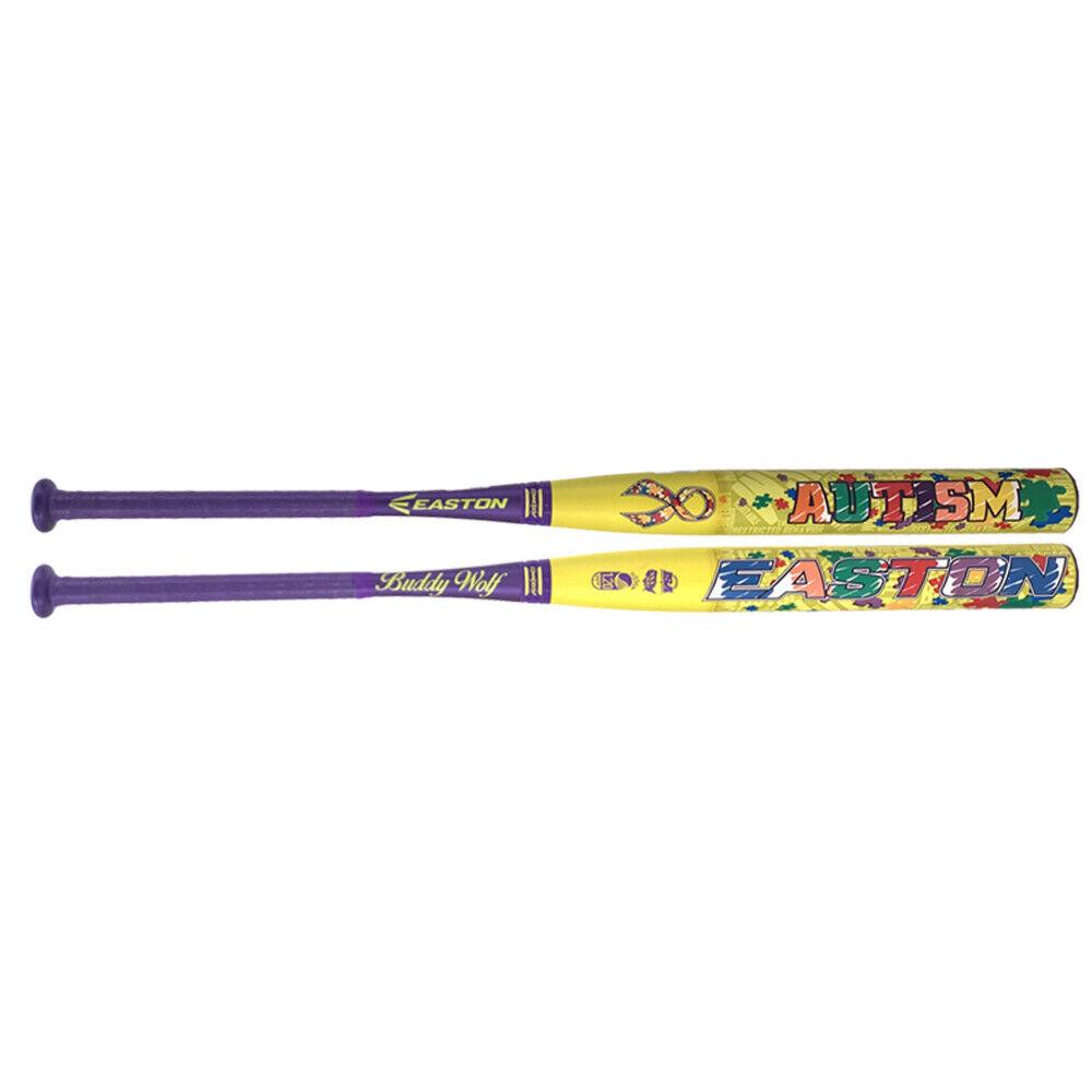 2019 Easton autismo equilibrado 13.5  usssa fuego Flex 3 Slowpitch Bat SP 19 AUTB 34 27
