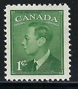 "CANADA - SCOTT 284 - VFNH - KING GEORGE VI WITH ""POSTES-POSTTAGE"" - 1949"