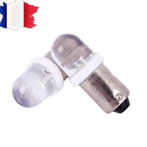 2-Veilleuse-Led-BA9S-ampoule-LED-blanc-T11-T4W-BA9S-1156-12v-Blanc-xenon