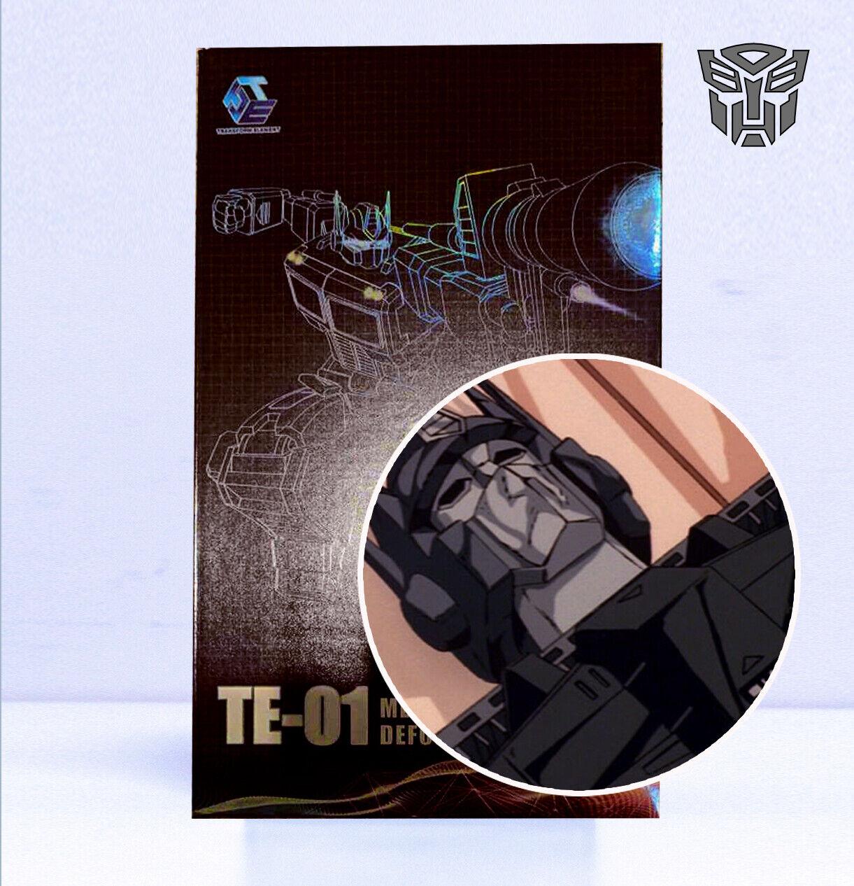 Transformers Transform Eleessit TE01S Optimus Prime Sleep Mode G1 nuovo