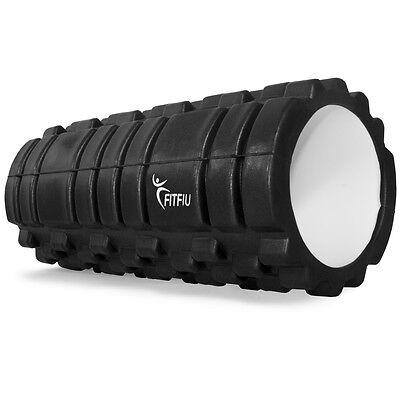 Rodillo fitness deslizante ROLLER color negro