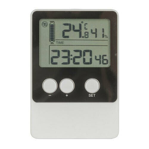 TechBrands USB Temperature and Humidity Data Logger