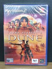 FRANK HERBERT'S DUNE - PS2 - PlayStation 2 - PAL - NUOVO NEW OLD STOCK SEALED