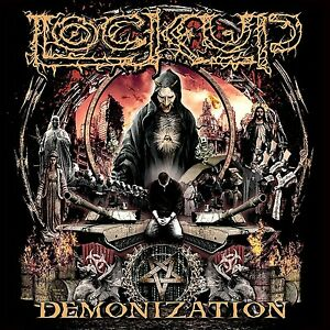LOCK Up-demonization VINILE LP NUOVO