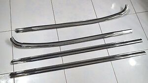 CHROME-LINE-WINDOW-SILL-COVER-FOR-FORD-RANGER-2012-15-4X4-4X2-DOUBLE-CAB