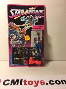 Hasbro-Gi-Joe-1993-Action-Figure-Star-Brigade-Ozone-Grey-amp-Blue