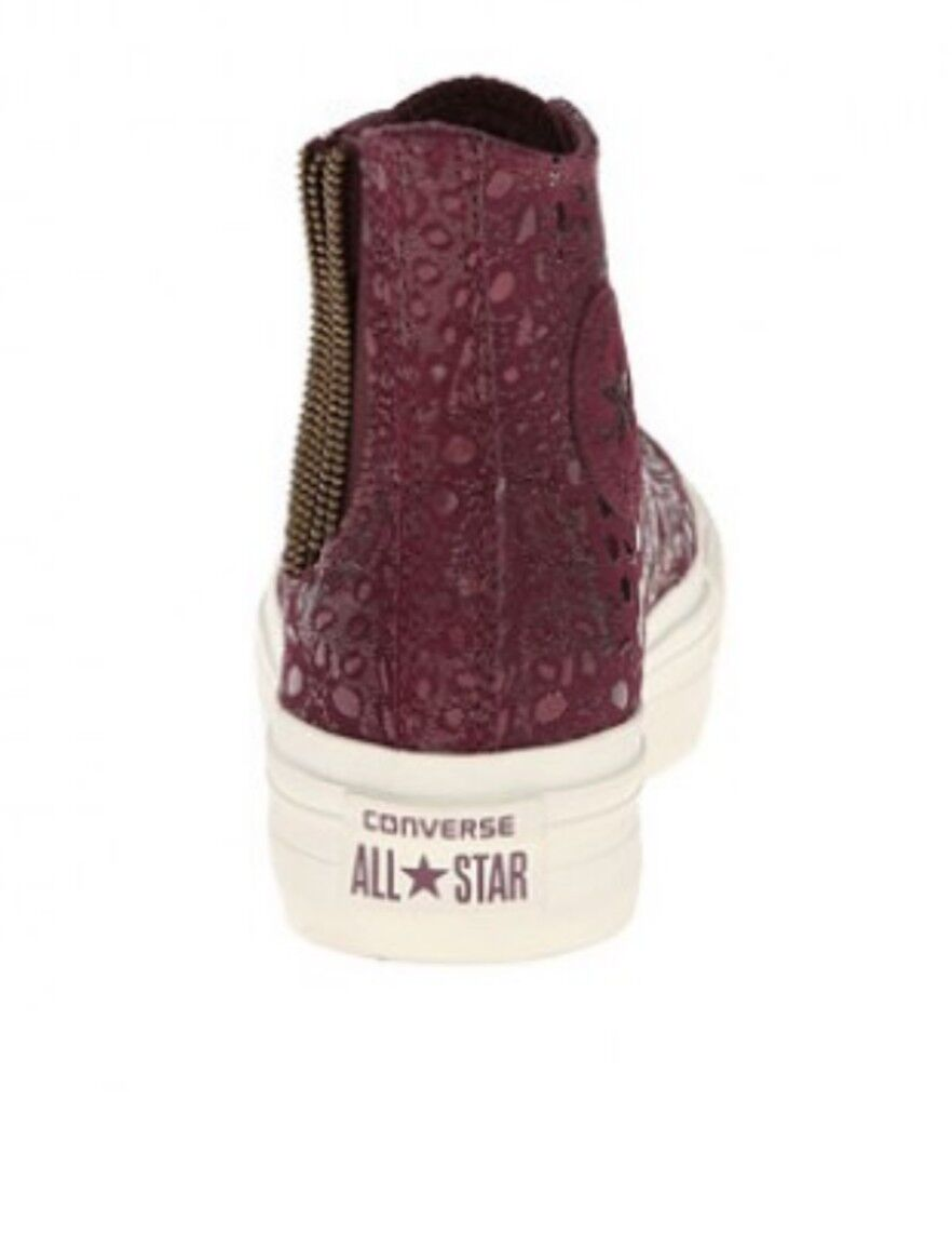 CONVERSE Chuck Taylor All Star Platform Chelsea Violet Oriental Violet Chelsea femmes  Taille 8 NEW b5721c