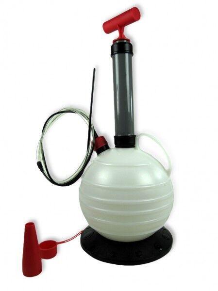 Ölwechselpumpe mit Auffangbehälter Altölpumpe Altölabsaugpumpe Pumpe Pumpe Altölabsaugpumpe NEU 136 6aa471