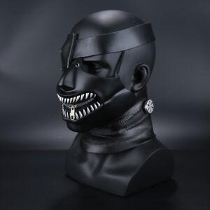 Movie-Tokyo-Ghoul-Mask-Ken-Kaneki-Mask-Latex-Cosplay-Props-Halloween-Mask