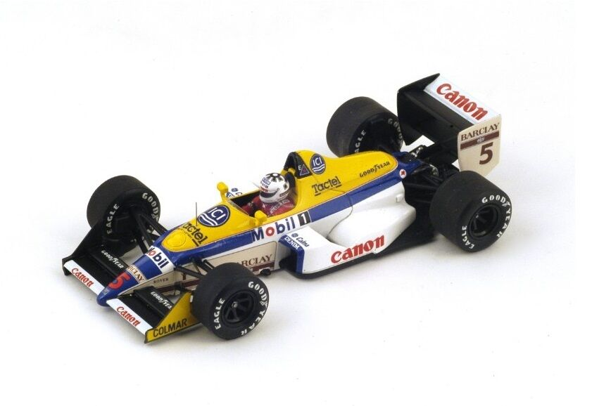 Williams FW12  5 J.-L.Schlesser  GP   1988 (Spark 1 43   S4029)