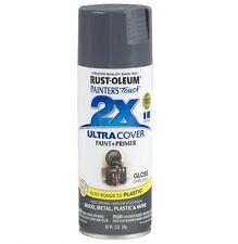 Rust-Oleum 249115 Painter's Touch Acrylic Spray Paint - Gloss Dark Gray