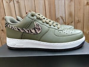 Details about Nike AIR FORCE 1 AOP PRM MENS SZ 10.5 Sneakers AQ4131 200
