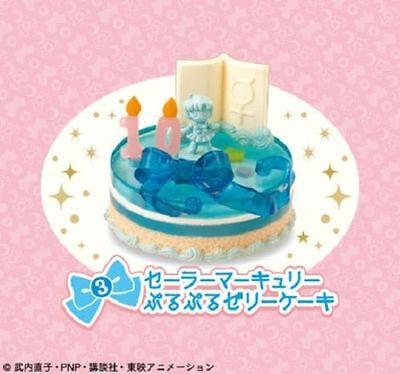 Astonishing Re Ment Sailor Moon Crystal Mini Birthday Cake Party Set 03 Ebay Personalised Birthday Cards Paralily Jamesorg