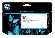 Original Tinte HP DesignJet Z2100 Z3100 Z3200 Z5200 / C9455A Nr.70 Light Magenta