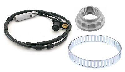 Fits BMW 3 Series E46 320 Ci Genuine Lemark Front Right ABS Wheel Speed Sensor