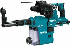 Makita Xrh10zw 18v X2 Lxt 36v 1 18 In Avt Rotary Hammer With Extractor Tool Only