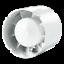 Rohr-Einschublüfter dalap 100 SD mit Kugellager 2041401