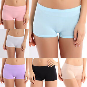 Vogue-New-Womens-Dancing-Sport-Shorts-Spandex-Elastic-Pants-Safety-Underwear