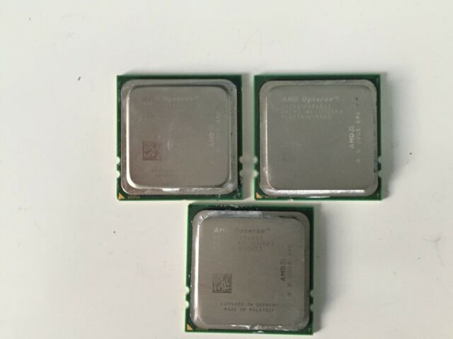 AMD Opteron 2381 HE 2.5 GHz Quad-Core OS2381PCP4DGI CPU Socket F 1207